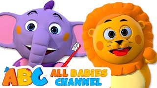 Brush Your Teeth and More 3D Nursery Rhymes For Kids By All Babies Channel | Children Songs