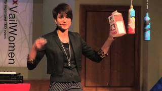 I art as I act, and I act as I art: Asher Jay at TEDxVailWomen