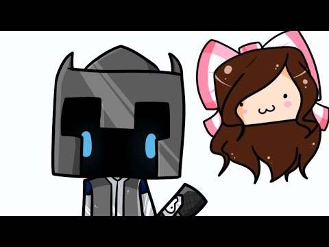 Minecraft: EATING YOUTUBERS - Animation