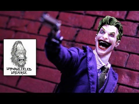 Mezco One:12 Collective Joker Action Figure Review