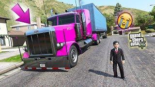 الطفل الصغير - يركب شاحنه كبيره ويتكلم مع خاله || الحلقة رقم 41