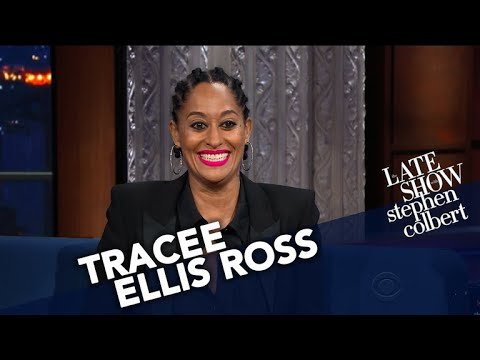 Tracee Ellis Ross Does Not Drink Coffee Somehow