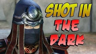 WHO SHOT KASUMI NINJA?! Samurai Warriors 4 Empires (#8)