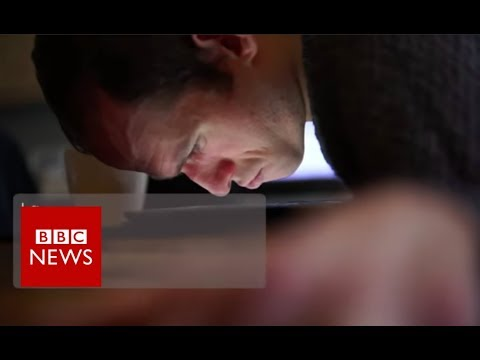 Xxx Mp4 39 I Wrote A Book With My Nose 39 BBC News 3gp Sex