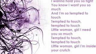 Rupee- Tempted To Touch [Lyrics]