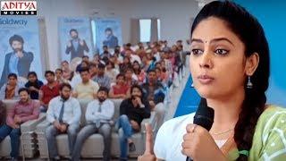 Nandita Swetha Inspirational Speech | Bluff Master Movie Scenes | Satyadev | Gopi Ganesh