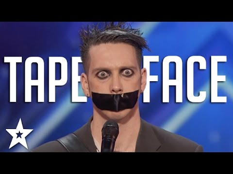 Xxx Mp4 Tape Face Auditions Performances America S Got Talent 2016 Finalist 3gp Sex