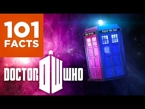 watch 101 Facts About Doctor Who