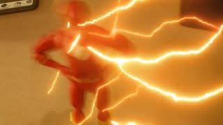 The Flash Racing - Justice & Vengeance (Marvel/DC) Stop-Motion Animation - Episode 1