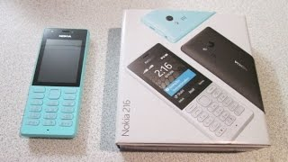 Nokia 216 Dual Sim Review, Part 2 (Selfie Phone) Mobile Cell Phone, Latest New Microsoft Nokia 2016.