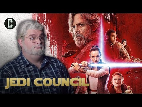 Bobby Moynihan Joins The Council and Talks About Missing The Last Jedi Premiere - Jedi Council