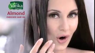 Dabur Vatika Almond Oil - Keeps Hair soft & shiny