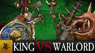 Rally Point - Laying Down the Lore: The King & The Warlord