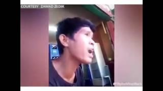 Mala Air supply ang boses ni kuya! Ang galing Clip by Zawad Sedik #FVTeens #FilipinoVinerRock
