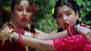Tu Sataul Din Raat - Ganga Ke Teere Teere   Usha Mangeshkar   Classic Bhojpuri Song