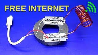 new free internet 100% - new idea free wifi internet 2019