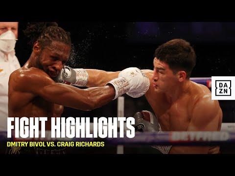 HIGHLIGHTS Dmitry Bivol vs. Craig Richards