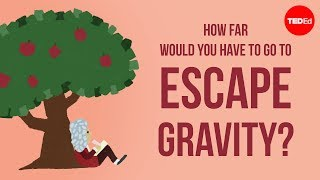 How far would you have to go to escape gravity? - Rene Laufer