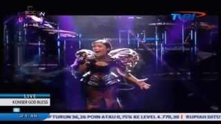 Live Konser God Bless  Panggung Sandiwara - Pudar