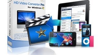 MacX HD Video Converter Pro for Windows Giveaway & Review