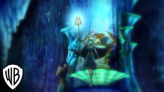 Justice League: Throne of Atlantis - Trailer