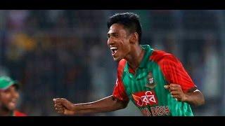 ক্যারিয়ার সেরা র্যাংকিং এ রয়েছেন মুস্তাফিজুর রহমান || Bangladesh cricket news, Mustafizur rahman