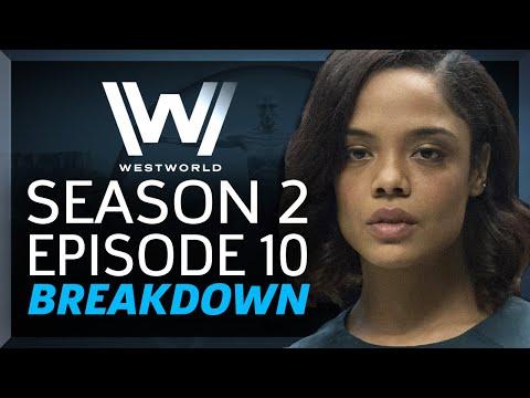 Westworld Finale Breakdown: Season 2 Episode 10 The Passenger