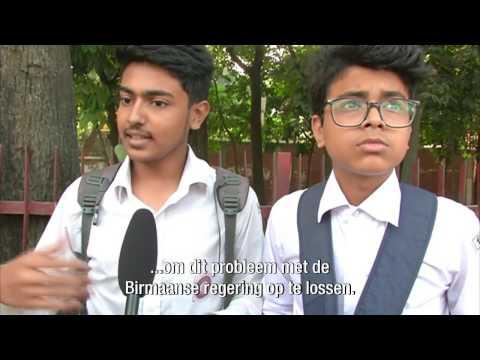 Rohingya Migration, Bangladesh WADADA News for Kids aflevering 71