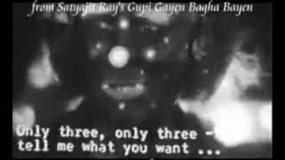 Gupi Gayen Bagha Bayen - Bhuter Rajar Teen Bar.flv