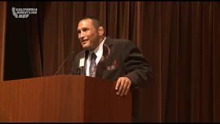 Dan Henderson - 2013 California Wrestling Hall of Fame Honoree