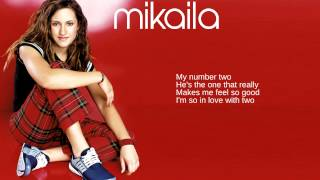 Mikaila: 01. So In Love With Two (Lyrics)