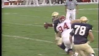 1999 Oklahoma vs Notre Dame