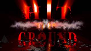 Hinder - Hit The Ground [Official Lyric Video]