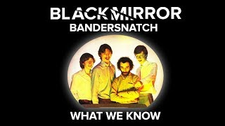 Black Mirror Christmas Special 2018 (Bandersnatch) | What We Know