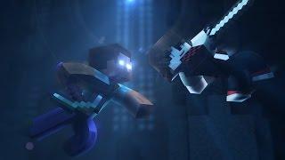 Minecraft Animation: Herobrine VS Bajan Canadian!