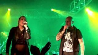 Amaranthe - Live at Zal Ozhidaniya 30.09.2016