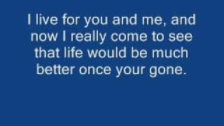 NYSNC- Bye, Bye, Bye w/ Lyrics