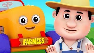 Old MacDonald Had A Farm | Nursery Rhymes | Kids Song