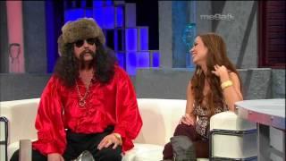 Cantante Carla Vanessa Entrevista en Esta Noche Tu Night (11-23-11)