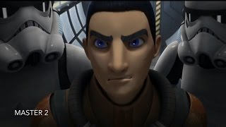 [Ezra ist Captured by The Empire]Star Wars Rebels Season 3 Episode 17 [HD]