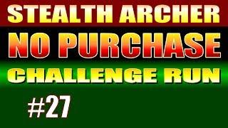 Skyrim Walkthrough NO GOLD CHALLENGE RUN - Part 27 - Ilinalta's Deep [2/2]