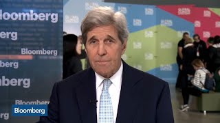 John Kerry on Prospects for Iran Talks, Trump