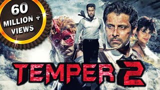 Temper 2 (Kanthaswamy) 2019 New Hindi Dubbed Movie | Vikram, Shriya Saran, Ashish Vidyarthi