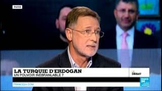 La Turquie d'Erdogan : un pouvoir inébranlable ? (Partie 1) - #DébatF24