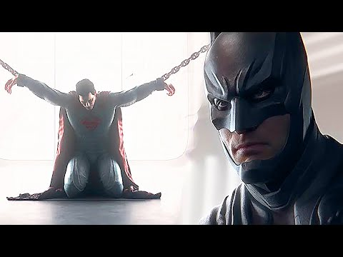 Injustice Gods Among Us Movie All Cutscenes