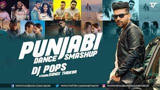 Punjabi Dance Smashup 2018 - Dj Pops