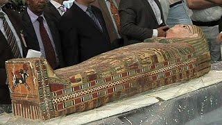 В Египет вернулись древности, конфискованные у контрабандистов