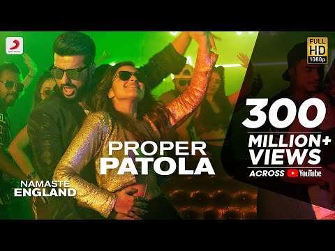 Xxx Mp4 Proper Patola Official Video Namaste England Arjun Parineeti Badshah Diljit Aastha 3gp Sex