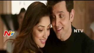 Mon Amour Song   Kaabil   Hrithik Roshan, Yami Gautam    NTV