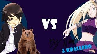 Yuu VS Ino (Batalla de RAP) by Kballero & Nuur